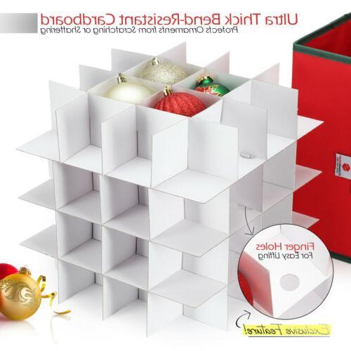 Christmas Storage 64 Balls Heavy 600D Polyester Box