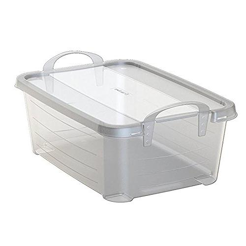Life Story Clear Organization Storage Box Container,