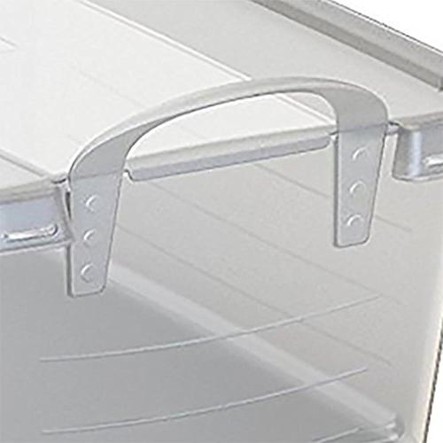 Life Story Clear Organization Storage Container, 14 Quart