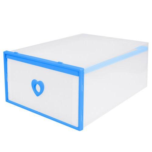Clear Drawer Storage