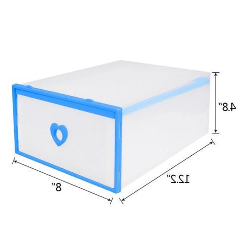 Clear Storage Organizer Foldable Wardrobe Case