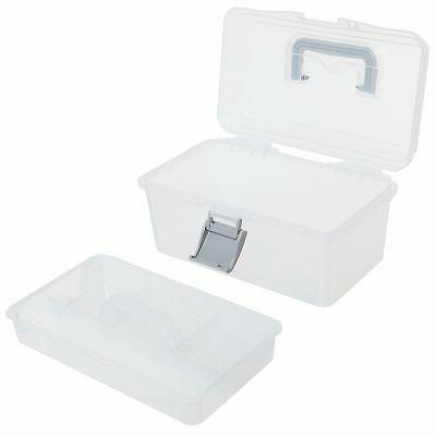 MyGift Clear Gray First Aid, Craft