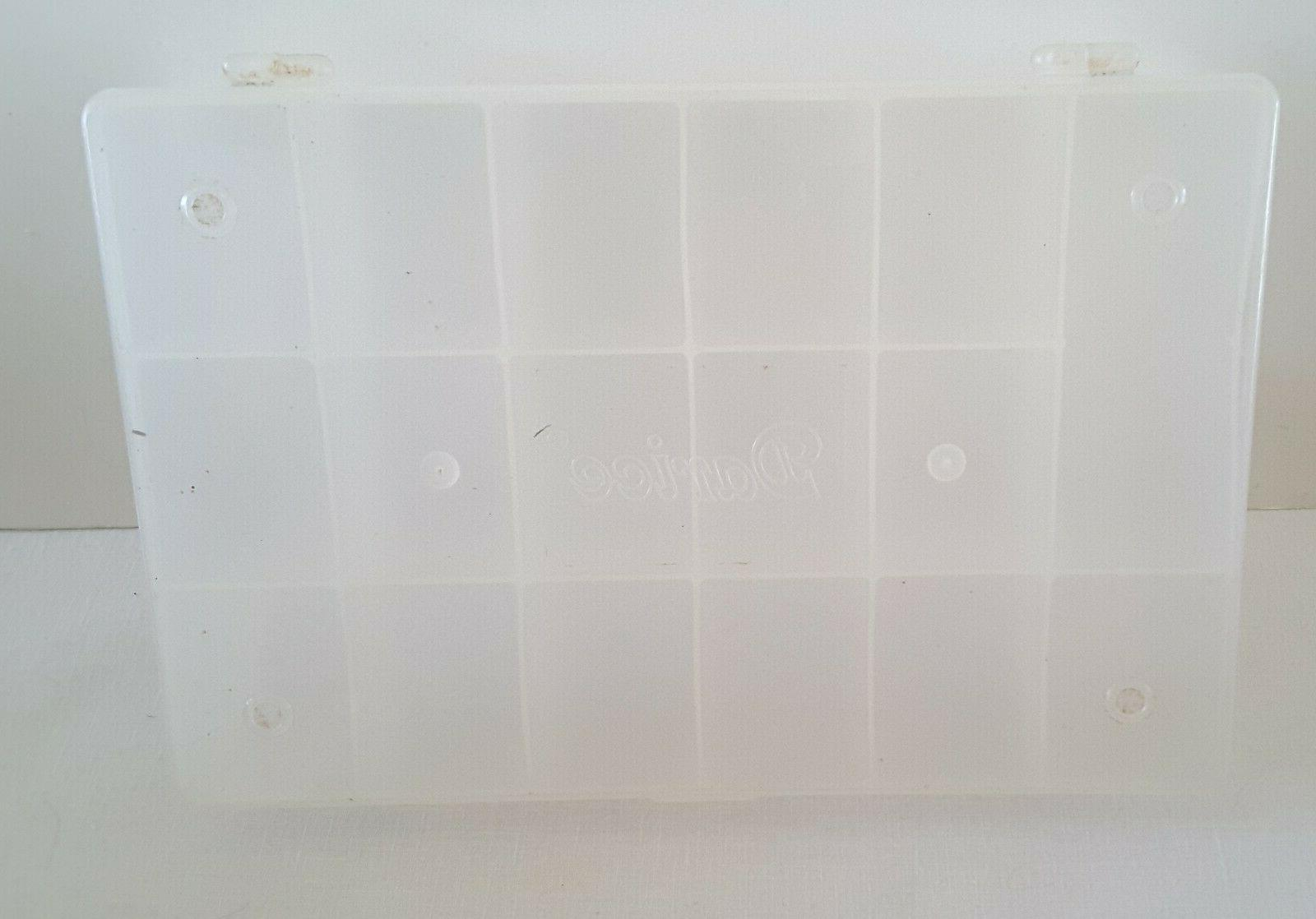 Clear Plastic Box Compartments For Fishing, Anything