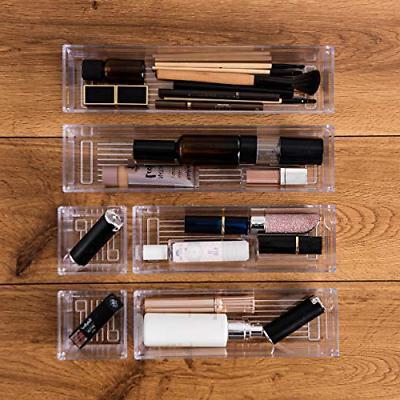 Backerysupply Clear Organizer Tray Cabinet