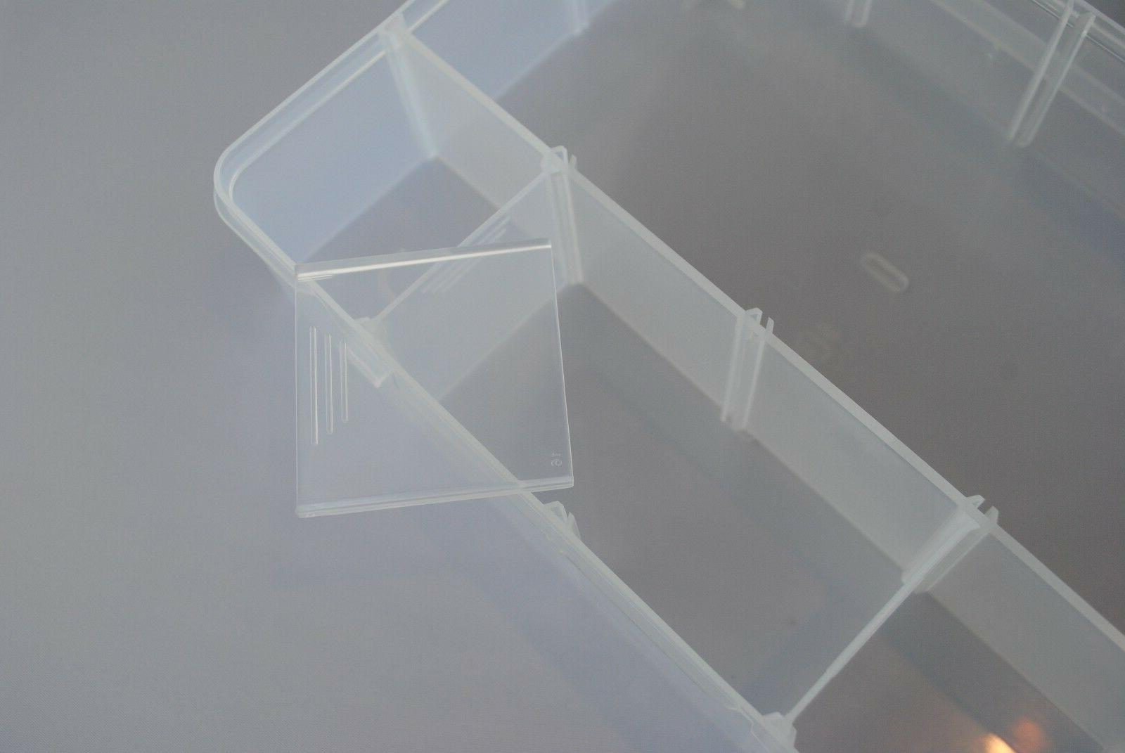 Clear Storage Box Car