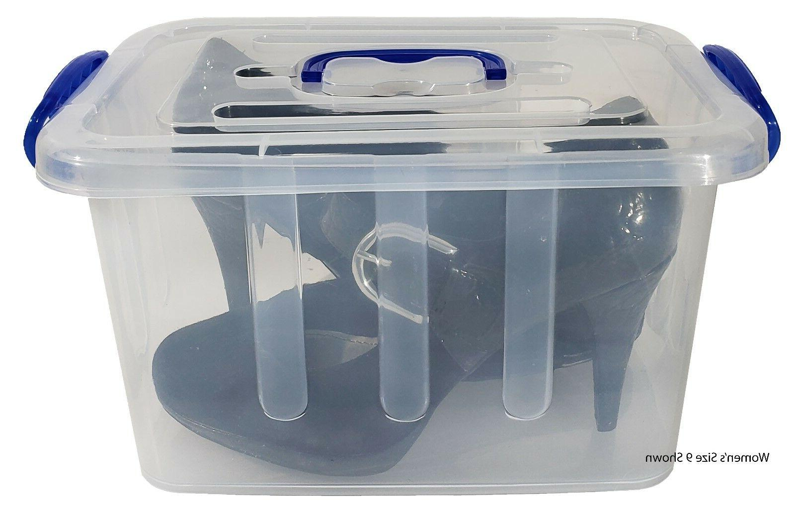 Arteezt Bin Locking and Handles - Storage Box