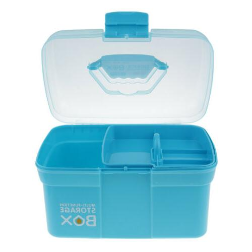 Clear Plastic Case Craft Supply,