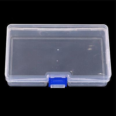 Clear Storage Box Jewelry Beads Organizer