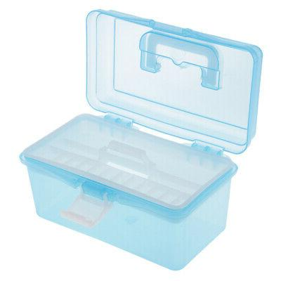 Clear Case Tray for Art Craft Supply,Tool,