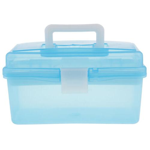 Clear Plastic Case for Craft
