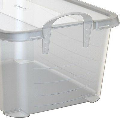 Life Clear Closet & Storage Box 55