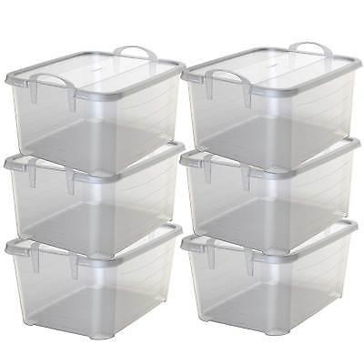clear stackable closet storage 55