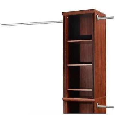 ClosetMaid System Kit Shelves Bins