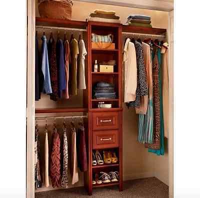 ClosetMaid Kit Storage Shelves Boxes