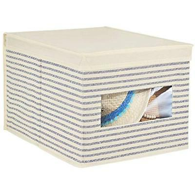 MDesign Systems Soft Fabric Storage Box With