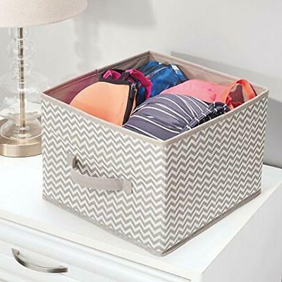 Fabric Organizer Cube Bin -