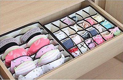 Closet Organizer Divider 4 Set Underwear Bras