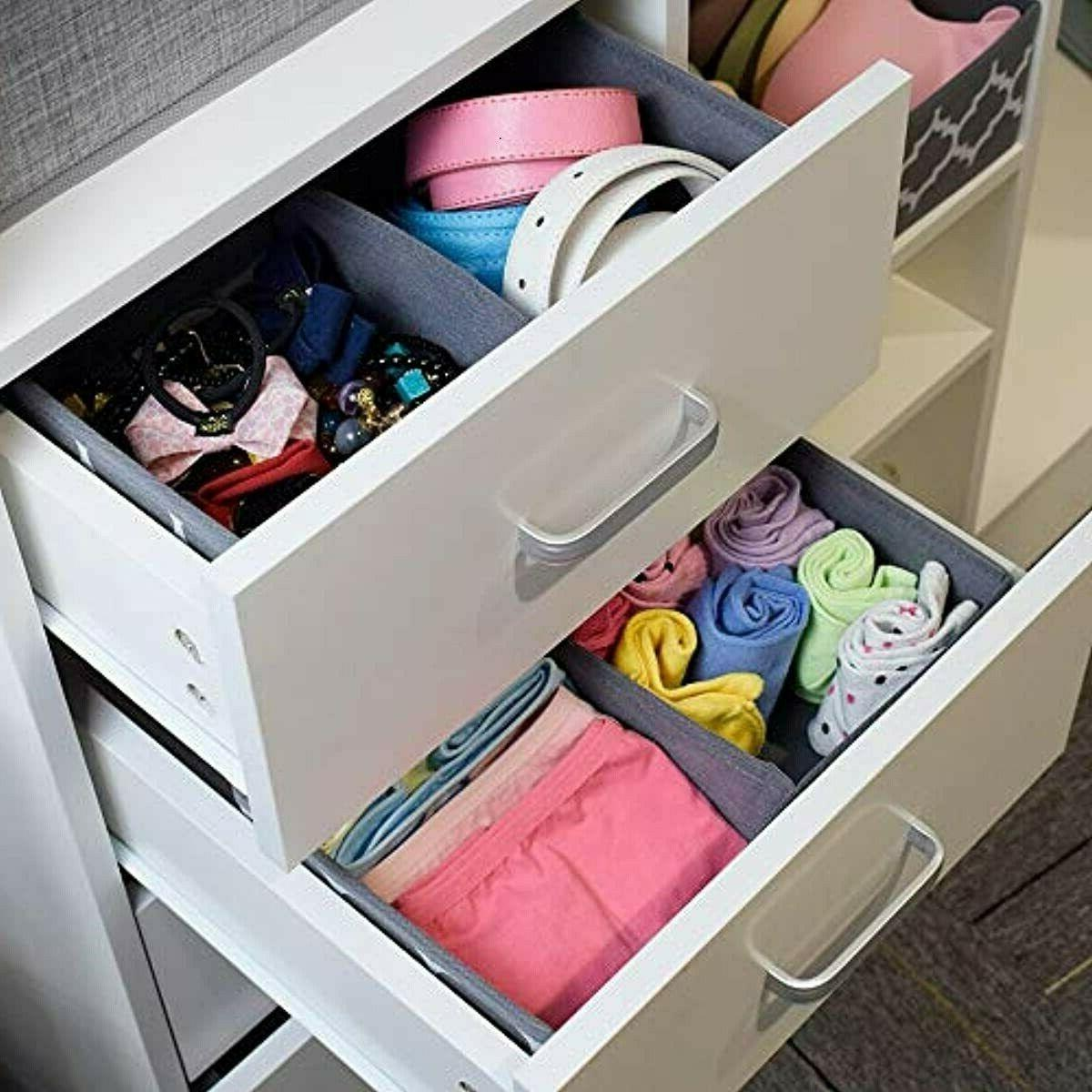 homyfort Clothes Storage Box