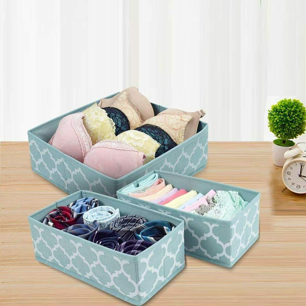 Clothes Organizer Closet Dresser Bins Cubes