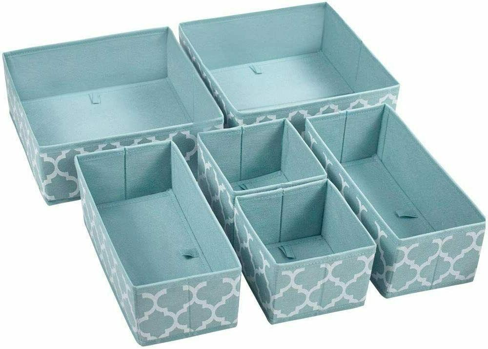 clothes drawer organizer dividers foldable closet dresser