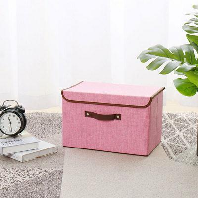 Collapsible Box Lid & Handle