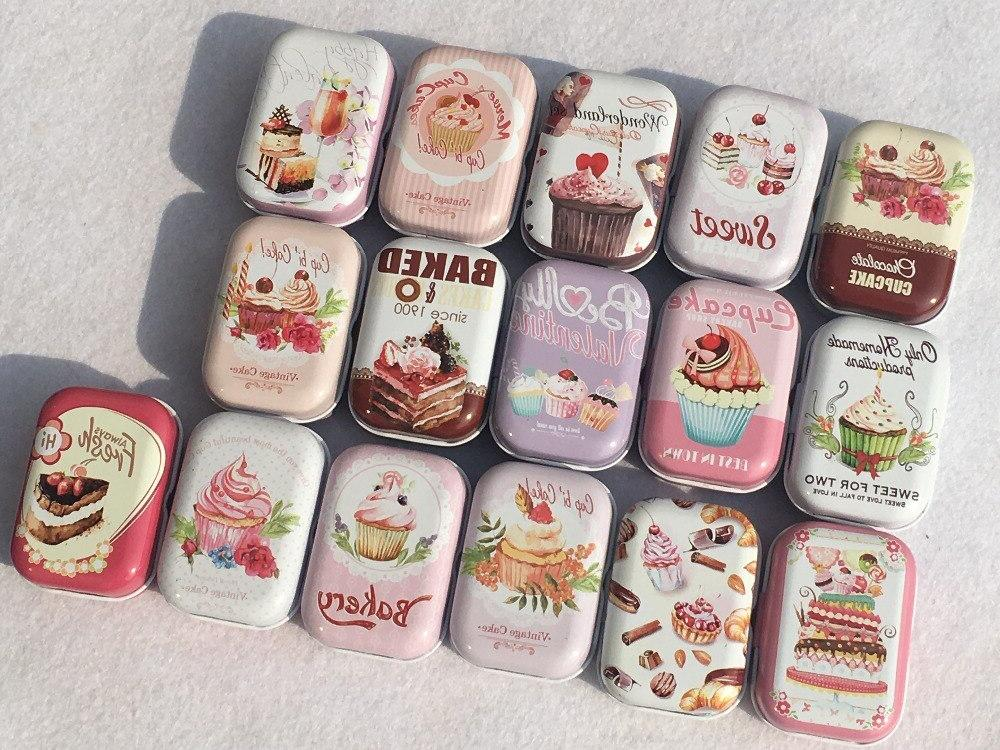 Colorful mini sealed jar packing jewelry, <font><b>box</b></font> small <font><b>storage</b></font> boxes cans earrings, gift