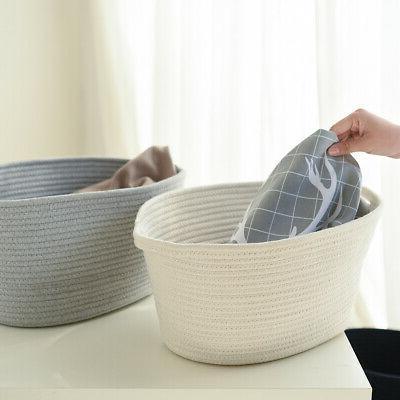 Cotton Basket Chest Closet