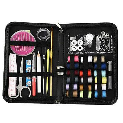 Craft Sewing Kit Spools Adults Professional Supplies Set