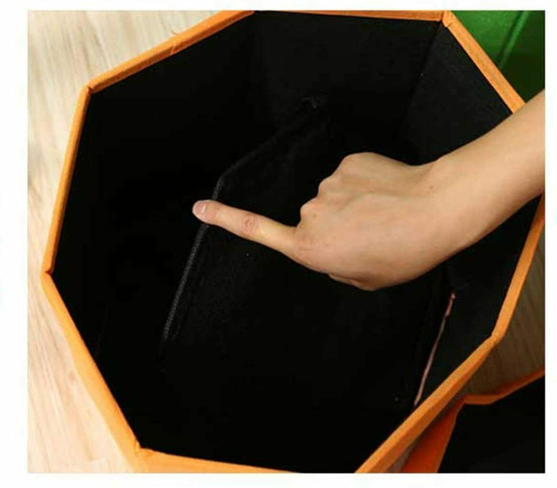 Creative Stump Folding Stool with Lid