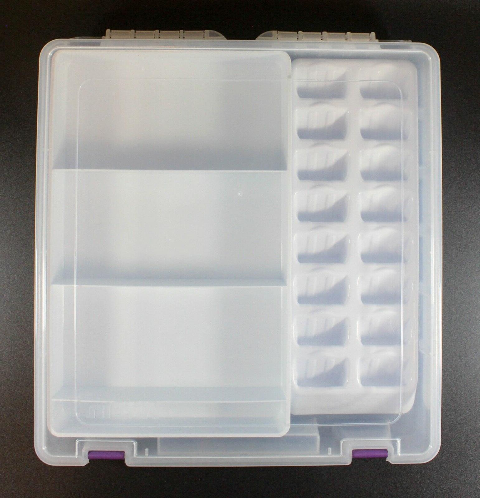ArtBin Cricut Clear Storage Box