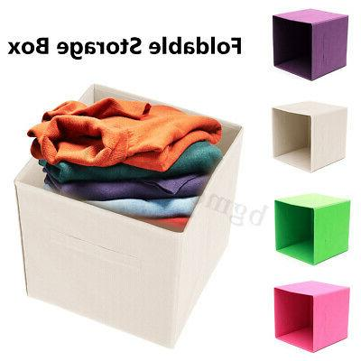 Cube Canvas Container Organizer