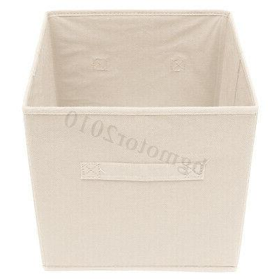 Cube Canvas Container Tidy Organizer