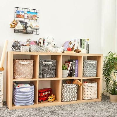 Cube Collapsible Fabric Shelf Organizer with
