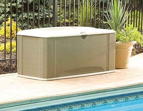 Rubbermaid Gallon Deck Box