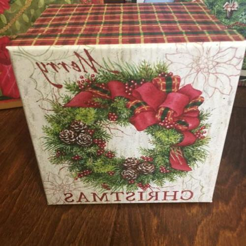 Decorative 5 Cardboard Gift Box