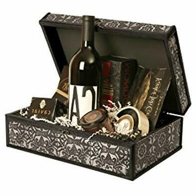 "Decorative "" Wood Box/Trunk"
