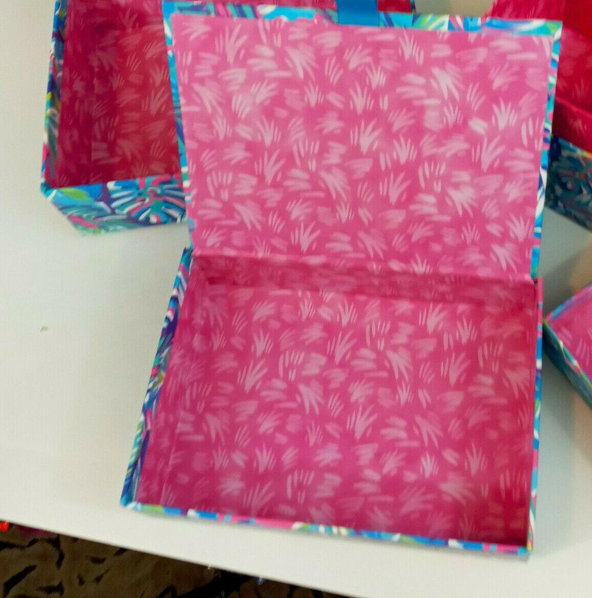Decorative Designer Keepsake Box Stacking