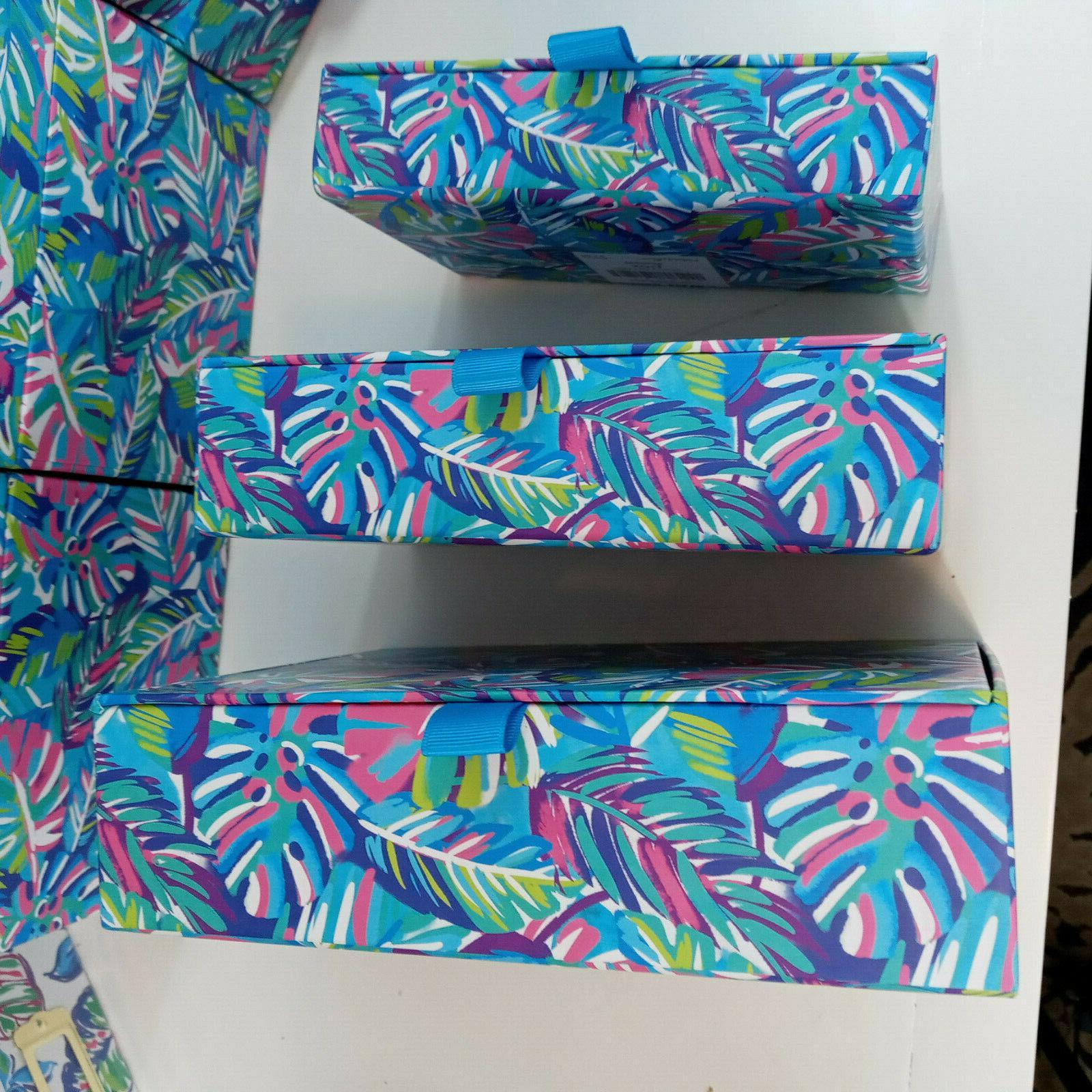 decorative designer keepsake storage box set of