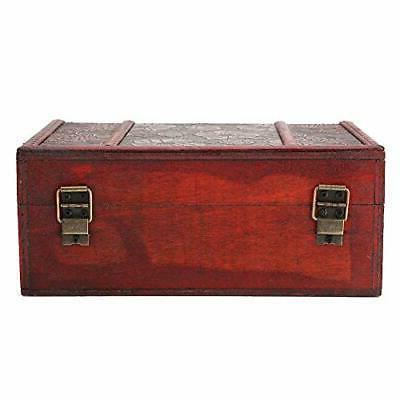 Decorative Box, Wooden Desktop Storage Boxes #2