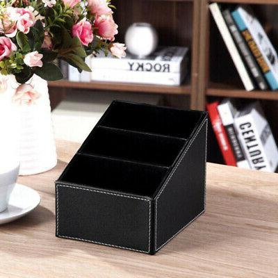 Faux Remote Control Home Desk Organizer