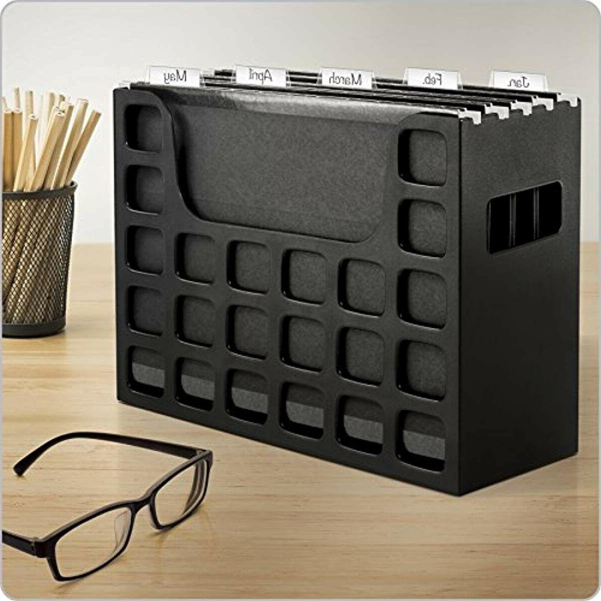 Desktop File Organizer Hanging Size File