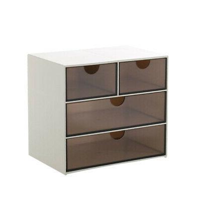 desktop storage box office supplies for jewelry