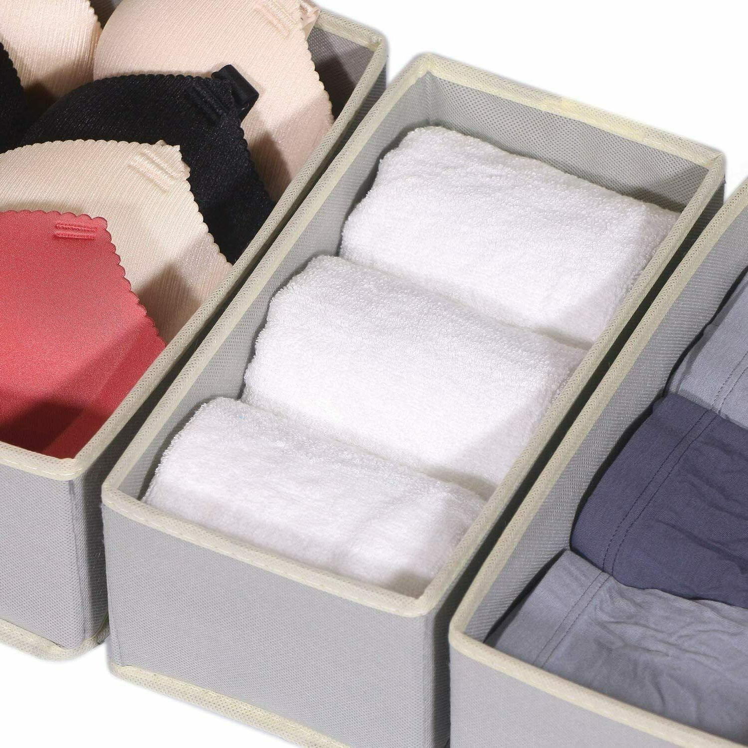 DIOMMELL 12 Foldable Cloth Box