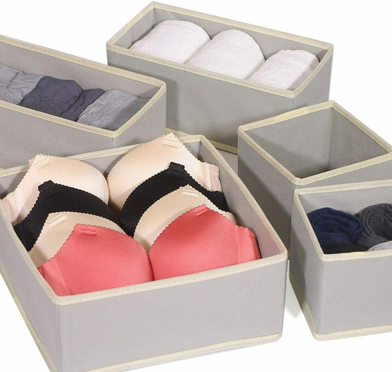DIOMMELL 12 Cloth Storage Box Dresser