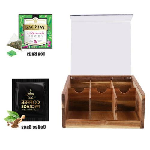 Organizer Sugar Packets Decor