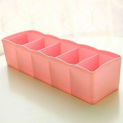 drawer organizer underwear bra storage box scarfs