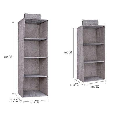 Drawer Shelves Hanging Clothes
