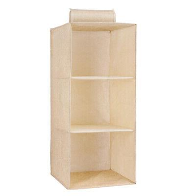 Drawer Shelves Wardrobe Organizer Box Shoes Clothes