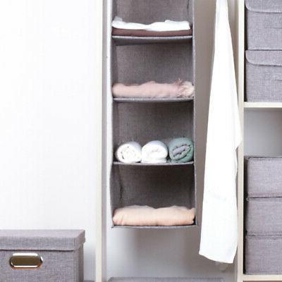 drawer shelves hanging wardrobe organizer storage box