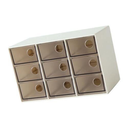 Drawer Box Organizer Brown